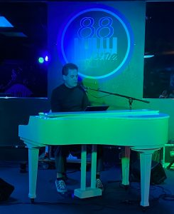 dave-LIVE at The 88Live Piano Bar